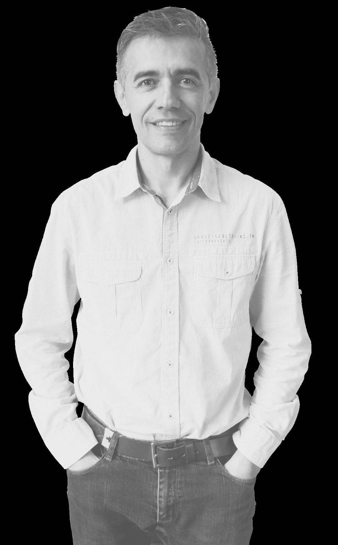 Nelson Mora - Centro de Innovacion
